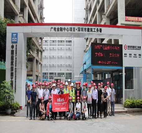 12306行动:探秘深圳广电金融中心先进建造体系